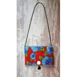 CARTERA TROPICALIA RED